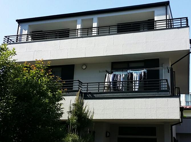東京都練馬区戸建住宅の外壁塗装・屋根塗装工事の施工事例