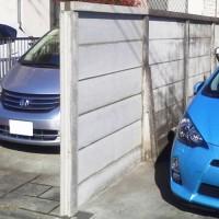 東京都小平市戸建住宅のブロック塀補修工事の施工事例