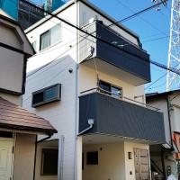 東京都葛飾区T様邸の外壁塗装・屋根塗装工事の施工事例