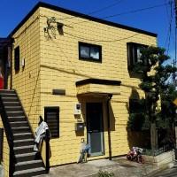神奈川県横浜市アパートの外壁塗装工事の施工事例