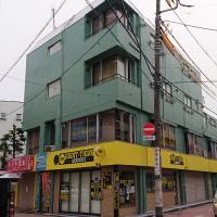 東京都中野区4階建マンションの外壁塗装・屋上防水工事の施工事例