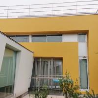 東京都世田谷区3階建住宅の外壁塗装工事の施工事例