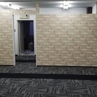 東京都千代田区オフィスビル内の事務所内装工事の施工事例