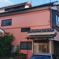 埼玉県八潮市2階建住宅の外壁塗装・屋根漆喰補修工事の施工事例
