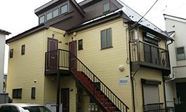 マンションの外壁塗装と屋根塗装