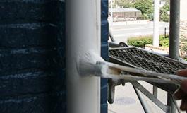 付帯部(フード、破風板等)の塗装