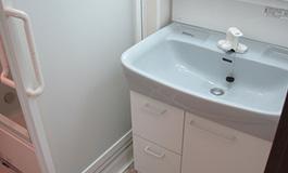 洗面台のリフォーム工事